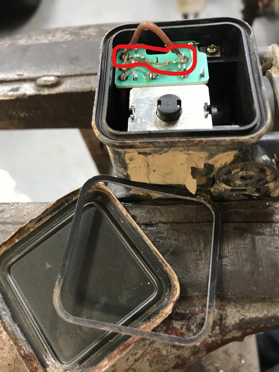 Locker Pump Repair