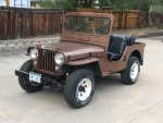Bill D's 1949 Jeep CJ3A