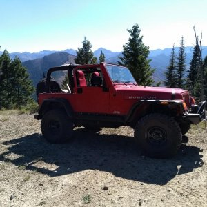 Going Topless in Montana