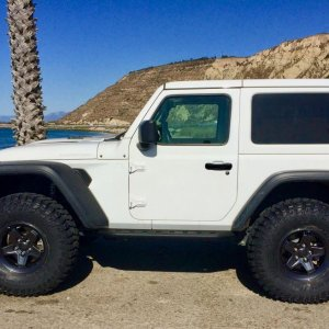 "JL wMopar lift and AEV JL Pintler wheels with 37"" Coopers (1)"
